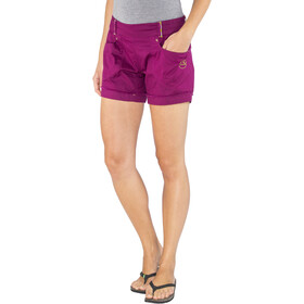 La Sportiva Escape Pantalones cortos Mujer, plum